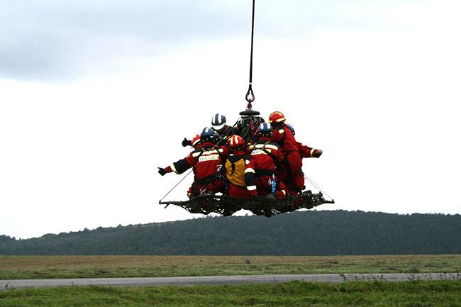AirTEP slovakian Firefighters