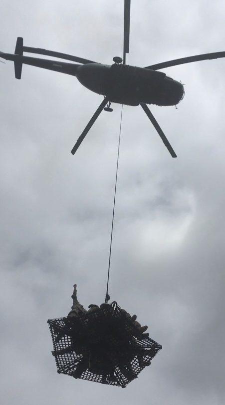 AirTEP and Mi17